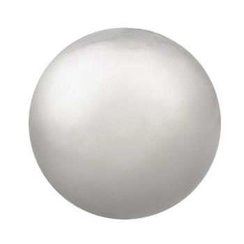 14K White Gold 3MM BALL